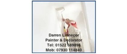Darren Linnecor Painter and Decorator