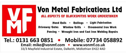 Von Metal Fabrications