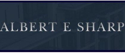 Albert E Sharpe