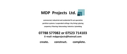 MDP Projects Ltd