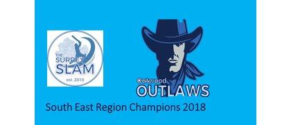 Surrey Slam SE Region; Champions 2018