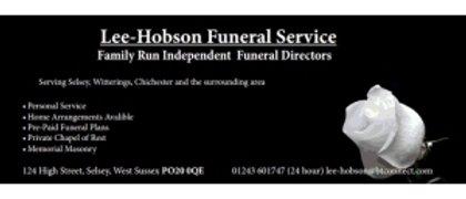 Lee-Hobson Funeral Director