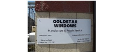 GOLDSTAR WINDOWS