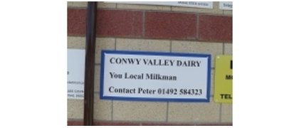 CONWY VALLEY DAIRY