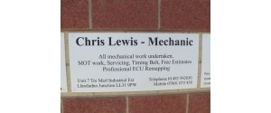 CHRIS LEWIS
