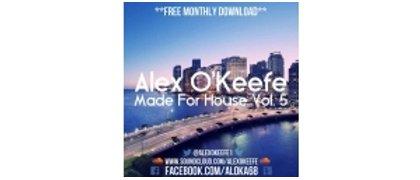 Alex O'Keefe DJ