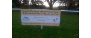 Dyffryn Conwy Leisure Centre