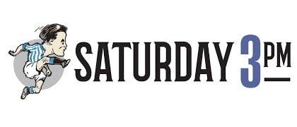 Saturday 3pm