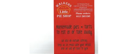 Walker's Pie Shop