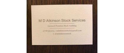 M D Atkinson Stock Services
