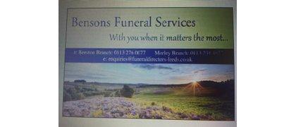 Benson's Funeral Service