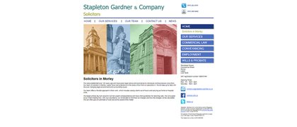Stapleton Gardner Solicitors