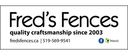 Fred's Fences