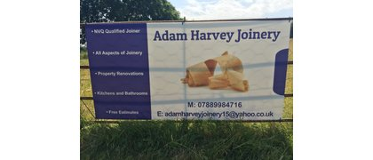 ADAM HARVEY JOINERY