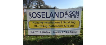 GARY OSELAND HEATING ENGINEER