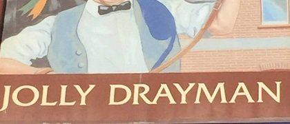 The Jolly Drayman