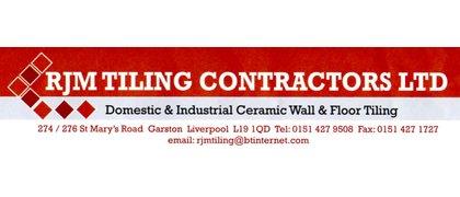 RJM Tiling Contractors