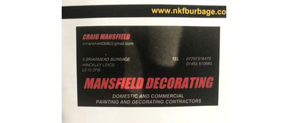 Mansfield Decorating