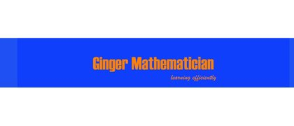 The Ginger Mathematician