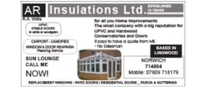 AR Insulations Ltd