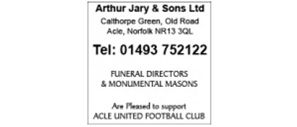 Arthur Jary & Sons Ltd