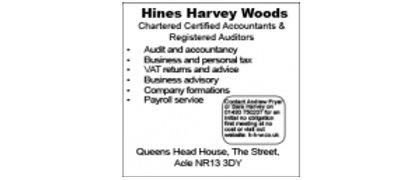 Hines Harvey Woods