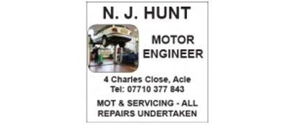 NJ Hunt