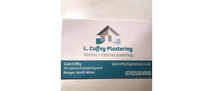 L Coffey Plastering and Rendering