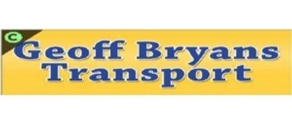 Geoff Bryans Transport