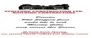 Stafford Constructions