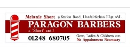 Paragon Barbers
