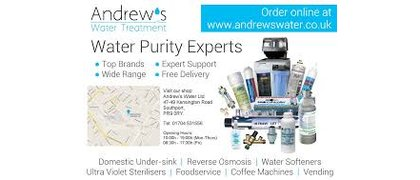 Andrew Water Treatment