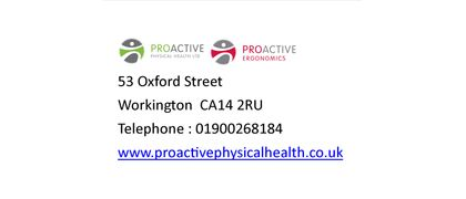 PROACTIVE PHYSICAL HEALTH