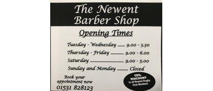The Newent Barbers Shop