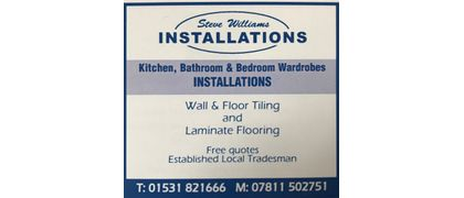 Steve Williams (Kitchen & Bathroom Installations)
