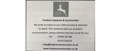 Freehart Carpentry & Construction
