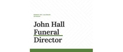 John Hall Funeral Director