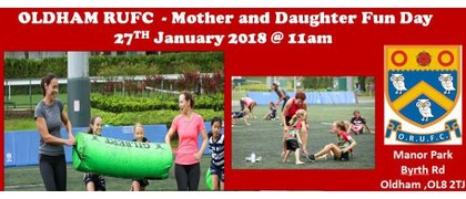 Mother and Daughter Fun Day