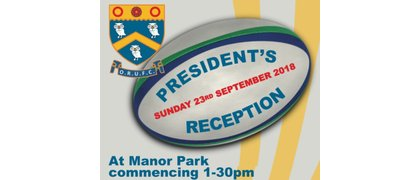 Oldham Rugby - 2018 Presidents Reception