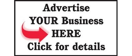 Advertise HERE Support the Club!