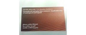 Mark Miller T/A Stanton Builders