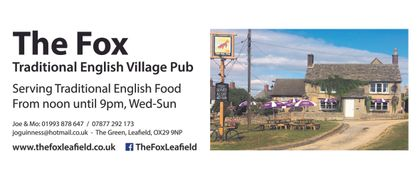 The Fox Leafield