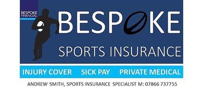 Bespoke Sports Insurance