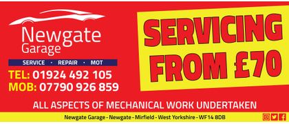 Newgate Garage