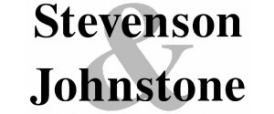 Stevenson and Johnstone