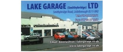 Lake Garage (Smithybridge) Ltd