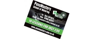 Pass Masters Driving School
