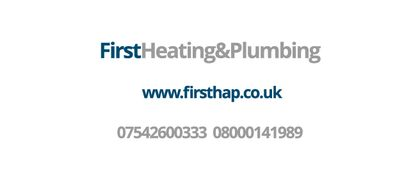 First Heating & Plumbing