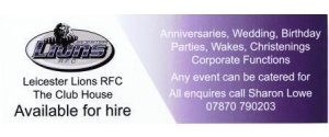 Leicester Lions RFC
