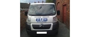D P H Building Services -                                          For all your building requirements